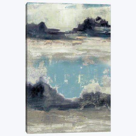 Peaceful Mountain III Canvas Print #JGO428} by Jennifer Goldberger Canvas Art Print