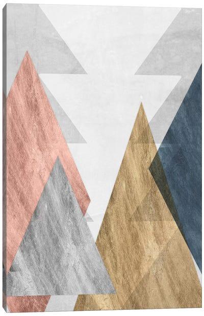 Peaks II Canvas Art Print