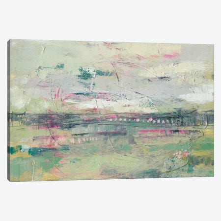 Sweet Distance II Canvas Print #JGO450} by Jennifer Goldberger Canvas Wall Art