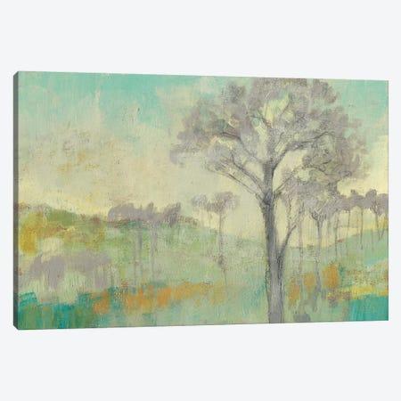 Tree Stand I 3-Piece Canvas #JGO451} by Jennifer Goldberger Canvas Wall Art