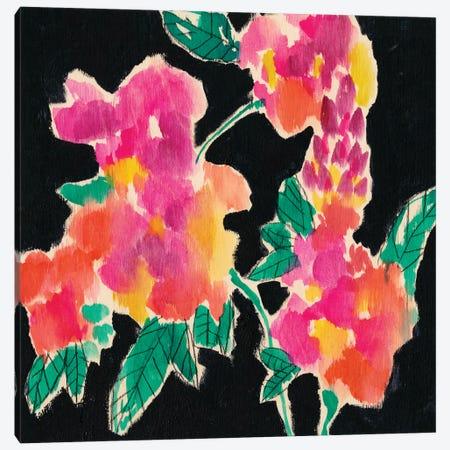 Tropical Vibe I 3-Piece Canvas #JGO453} by Jennifer Goldberger Canvas Art