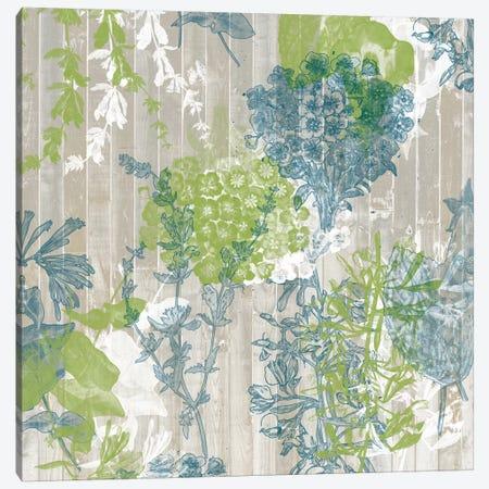 Flower Pattern IV Canvas Print #JGO45} by Jennifer Goldberger Art Print