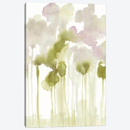 Aquarelle Forest I Canvas Print #JGO461} by Jennifer Goldberger Art Print