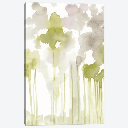 Aquarelle Forest II Canvas Print #JGO462} by Jennifer Goldberger Art Print