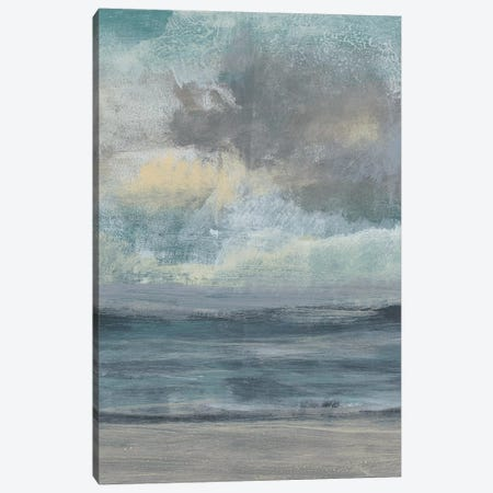 Beach Rise I Canvas Print #JGO467} by Jennifer Goldberger Canvas Wall Art