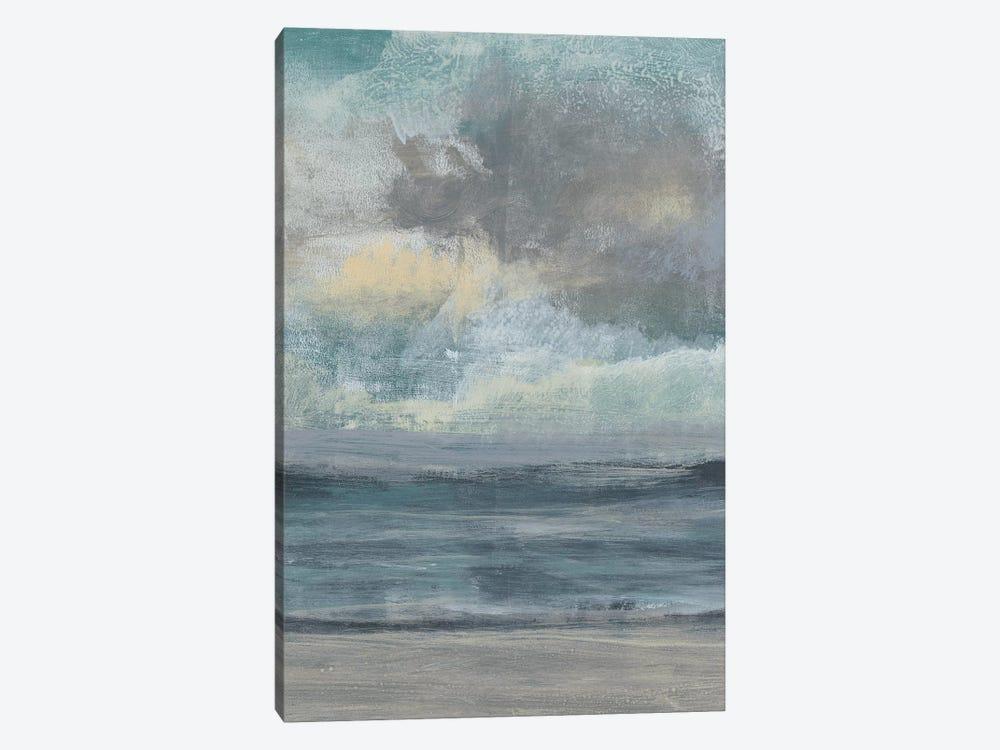 Beach Rise I by Jennifer Goldberger 1-piece Canvas Artwork
