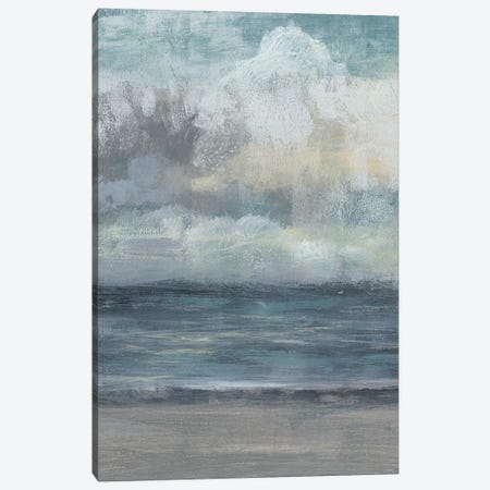 Beach Rise II Canvas Print #JGO468} by Jennifer Goldberger Canvas Print