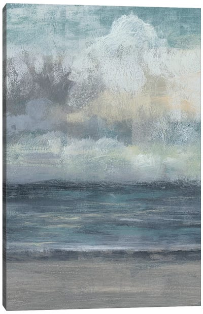 Beach Rise II Canvas Art Print