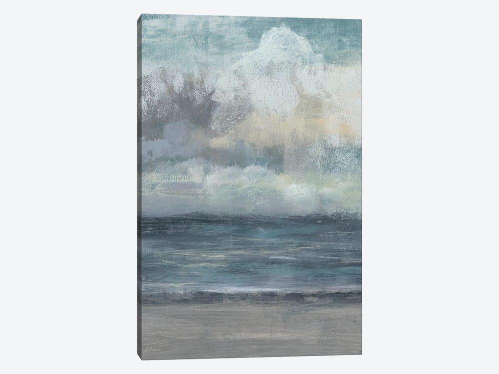 Beach Rise II by Jennifer Goldberger 1-piece Canvas Art Print