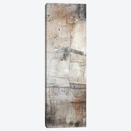 Black, White & Bronze I Canvas Print #JGO469} by Jennifer Goldberger Canvas Print