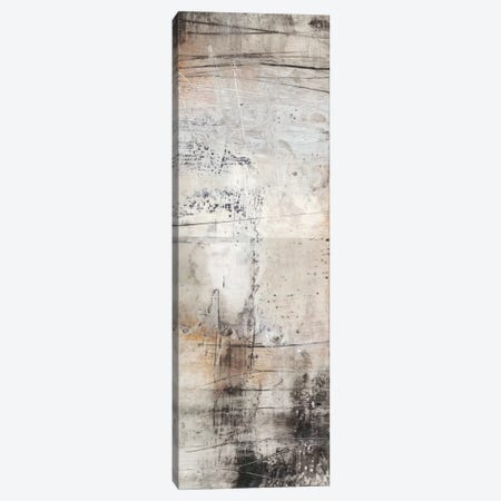 Black, White & Bronze II Canvas Print #JGO470} by Jennifer Goldberger Canvas Wall Art