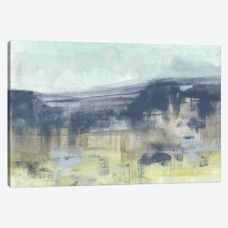 Blueberry Hills I Canvas Print #JGO471} by Jennifer Goldberger Canvas Artwork
