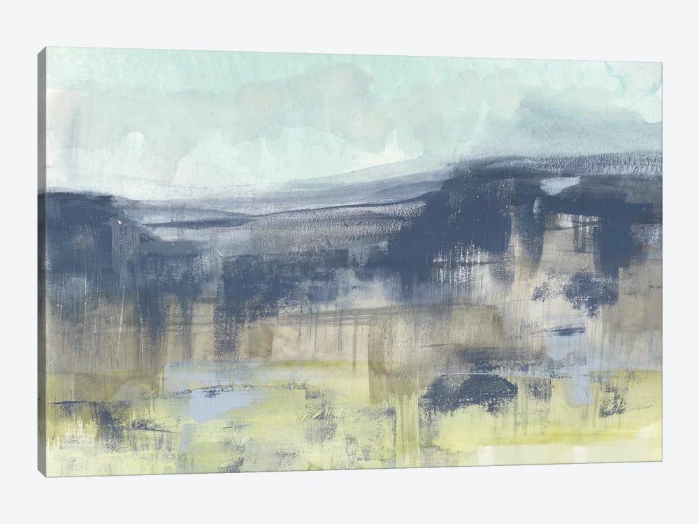 Blueberry Hills I by Jennifer Goldberger 1-piece Canvas Print