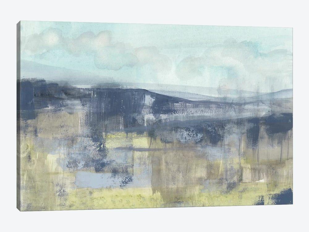 Blueberry Hills II by Jennifer Goldberger 1-piece Canvas Artwork