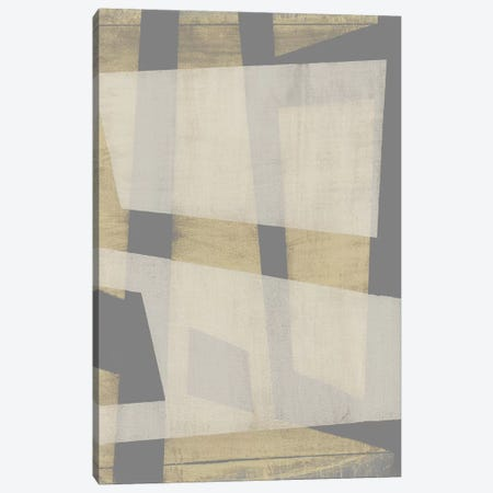 Diagonal Layers II Canvas Print #JGO484} by Jennifer Goldberger Canvas Wall Art