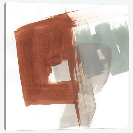 Earthy Gestures I Canvas Print #JGO485} by Jennifer Goldberger Canvas Wall Art