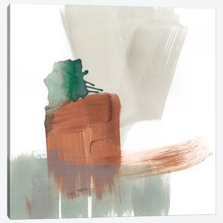 Earthy Gestures VII Canvas Print #JGO492} by Jennifer Goldberger Canvas Art