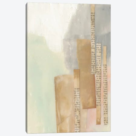 In Line I Canvas Print #JGO498} by Jennifer Goldberger Canvas Art