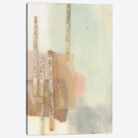 In Line II Canvas Print #JGO499} by Jennifer Goldberger Canvas Art