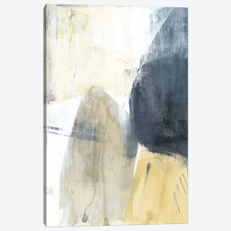 Neutral Divide II Canvas Print #JGO513} by Jennifer Goldberger Canvas Print