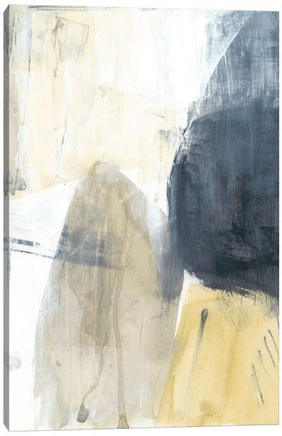 Neutral Divide II Canvas Art Print