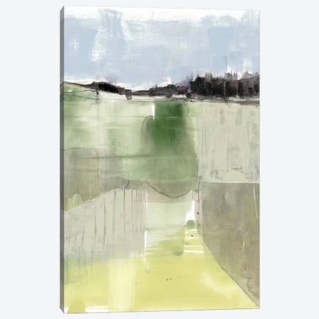 Sage Field I Canvas Print #JGO539} by Jennifer Goldberger Canvas Art Print