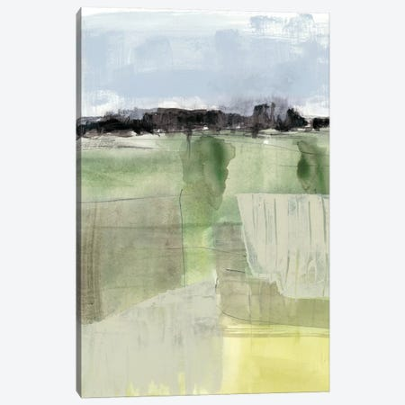 Sage Field II Canvas Print #JGO540} by Jennifer Goldberger Canvas Artwork
