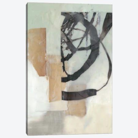 Spiral Slice I Canvas Print #JGO545} by Jennifer Goldberger Art Print
