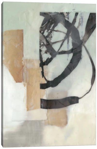 Spiral Slice I Canvas Art Print