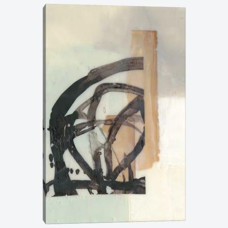 Spiral Slice II Canvas Print #JGO546} by Jennifer Goldberger Canvas Art Print