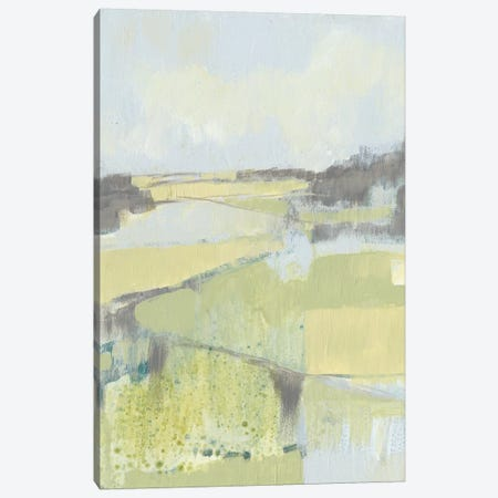Sweet Fields II Canvas Print #JGO548} by Jennifer Goldberger Canvas Wall Art