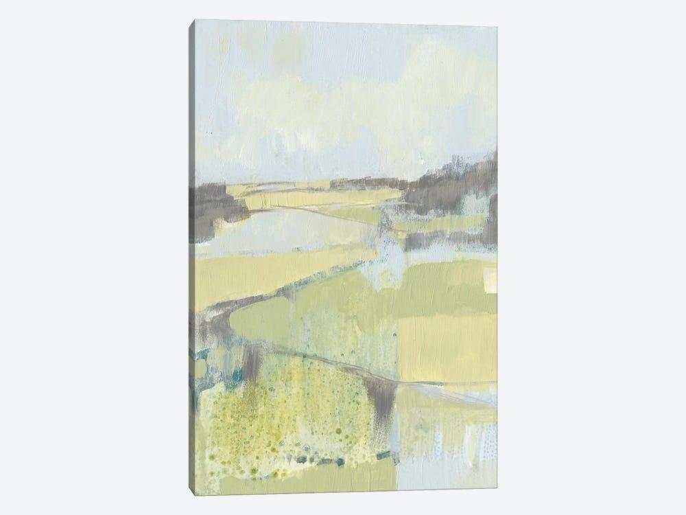Sweet Fields II by Jennifer Goldberger 1-piece Canvas Art