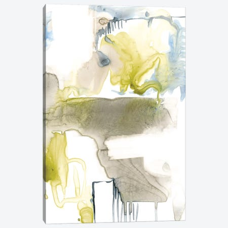 Wandering Layers II Canvas Print #JGO562} by Jennifer Goldberger Canvas Artwork