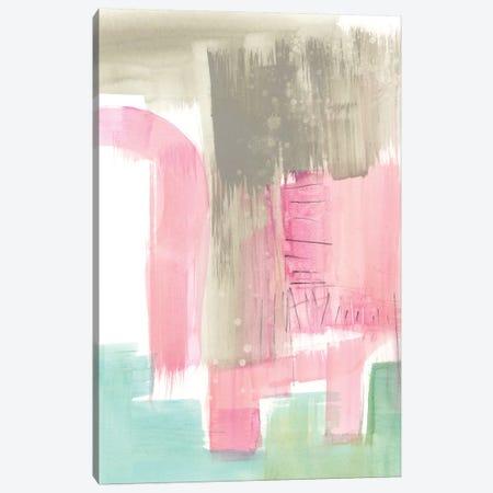 Whimsy & Watercolor I Canvas Print #JGO563} by Jennifer Goldberger Canvas Wall Art