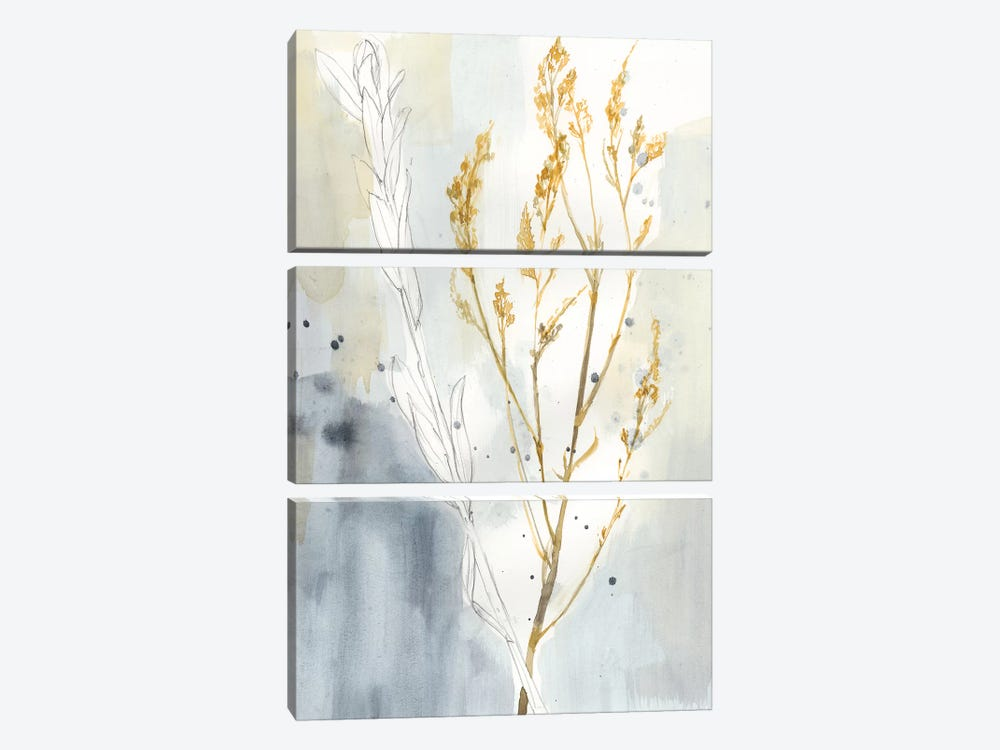 Wild Grass I by Jennifer Goldberger 3-piece Art Print