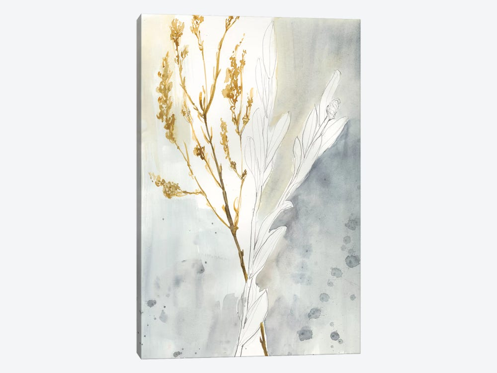 Wild Grass II by Jennifer Goldberger 1-piece Canvas Wall Art