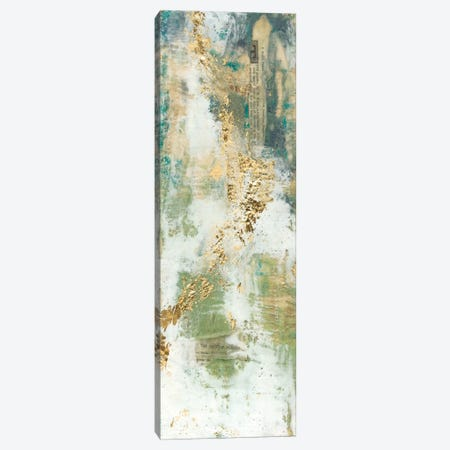 Aural Flow I Canvas Print #JGO571} by Jennifer Goldberger Canvas Art Print