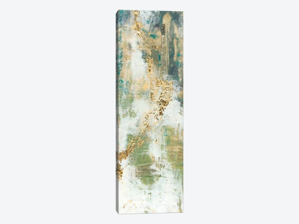 Aural Flow I by Jennifer Goldberger 1-piece Canvas Artwork