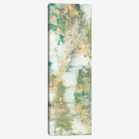 Aural Flow II Canvas Print #JGO572} by Jennifer Goldberger Canvas Print