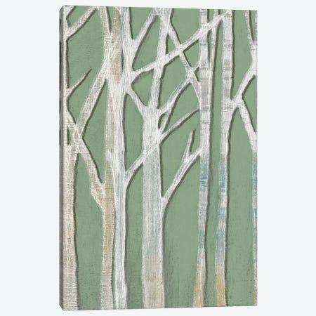 Birchline Triptych II 3-Piece Canvas #JGO574} by Jennifer Goldberger Canvas Artwork