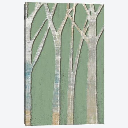 Birchline Triptych III Canvas Print #JGO575} by Jennifer Goldberger Canvas Art