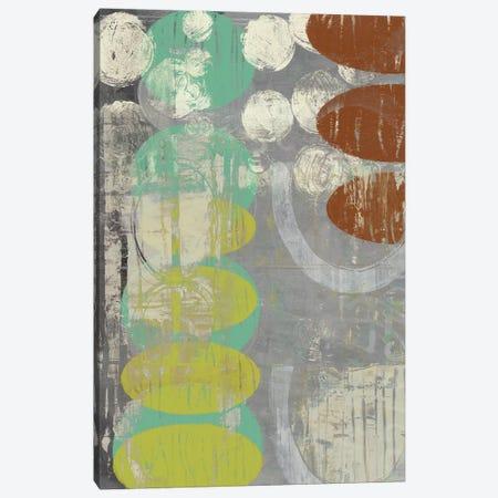 Circles Circle I Canvas Print #JGO578} by Jennifer Goldberger Canvas Print