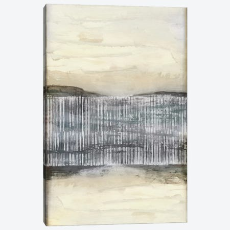 Divided Horizon II 3-Piece Canvas #JGO581} by Jennifer Goldberger Canvas Artwork