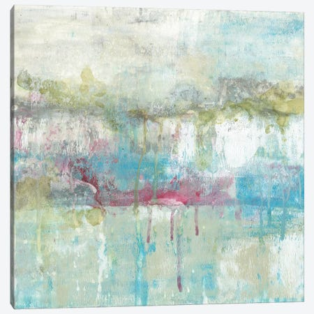 Fresh Abstract II Canvas Print #JGO585} by Jennifer Goldberger Canvas Art Print