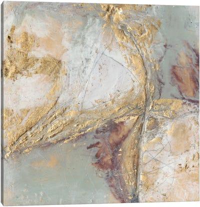 Gilded Circuit I Canvas Art Print