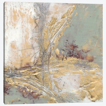 Gilded Circuit II Canvas Print #JGO587} by Jennifer Goldberger Canvas Art Print