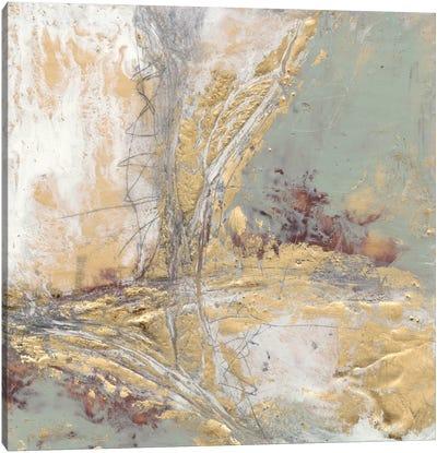 Gilded Circuit II Canvas Art Print