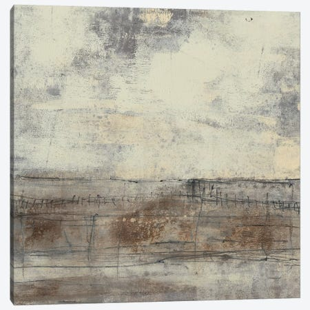 Neutral Plane I Canvas Print #JGO598} by Jennifer Goldberger Art Print