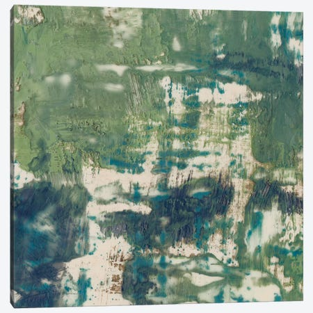 Obscured Horizon II Canvas Print #JGO601} by Jennifer Goldberger Art Print