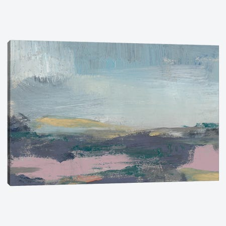 Pretty Horizon I 3-Piece Canvas #JGO602} by Jennifer Goldberger Canvas Art Print